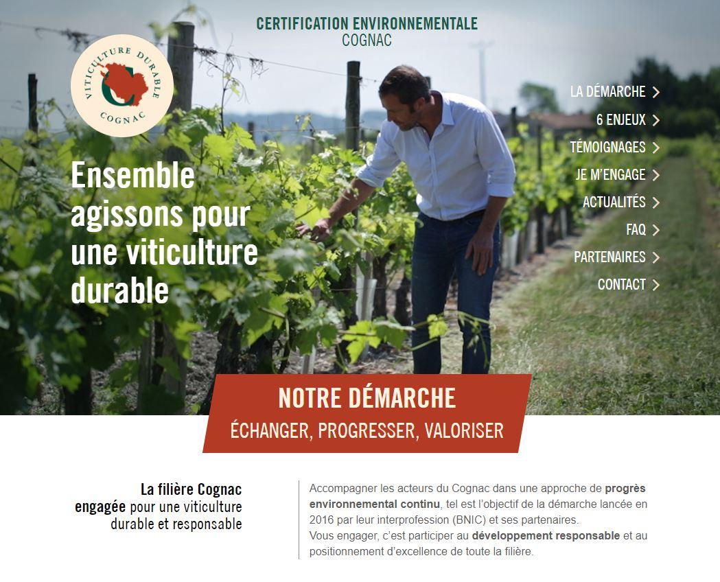Certification environnementale des exploitations viticoles - Chambre agriculture alpes maritimes ...