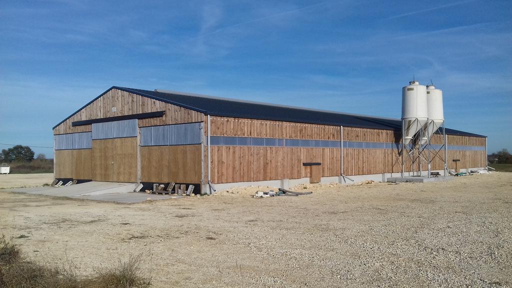 B timent chambre d 39 agriculture charente maritime - Chambre agriculture alpes maritimes ...
